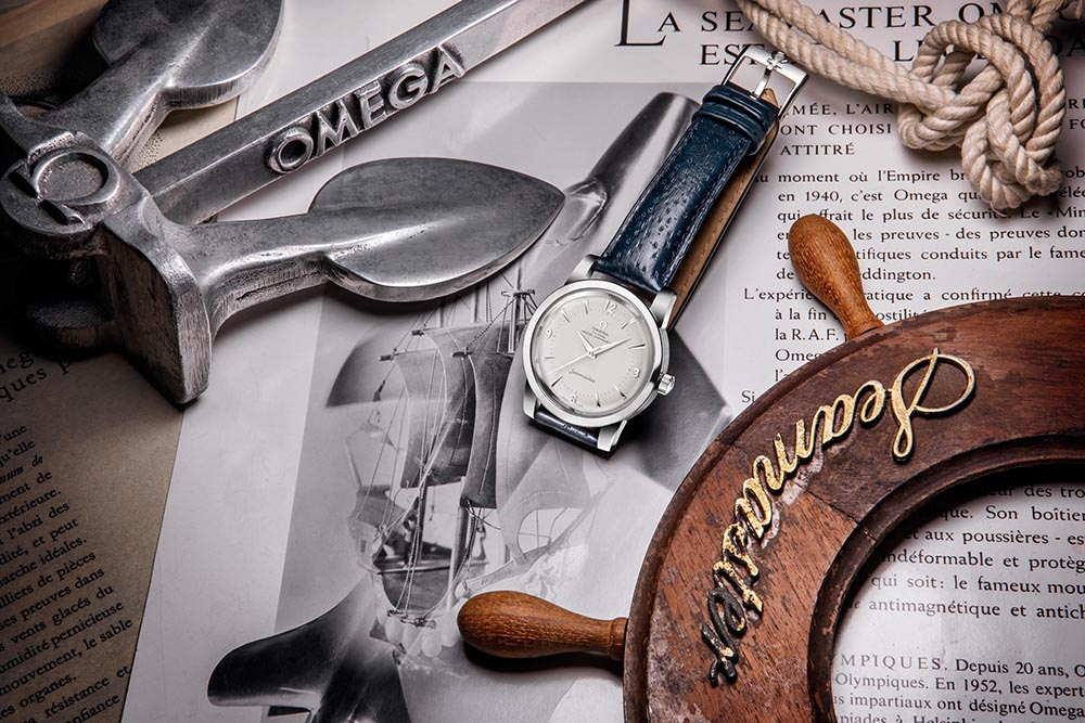 575fa9f1c2f2 Tic Tac Watches » NEW 1948 SEAMASTER WATCHES JOIN THE RANKS - Tic ...