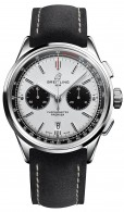 08_Premier_B01_Chronograph_42_with_silver_dial_and_black_nubuck_strap